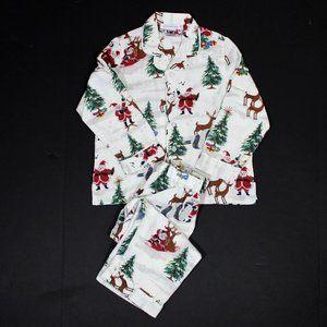 Pottery Barn Kids Christmas Pajamas Unisex